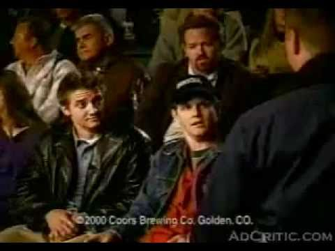 Coors Light Commercial