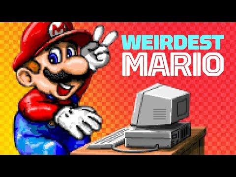 Weirdest Mario Games You Didn't Know Existed - UCKy1dAqELo0zrOtPkf0eTMw