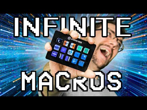 The ULTIMATE Macro Pad? - Elgato Stream Deck Review - UCXuqSBlHAE6Xw-yeJA0Tunw