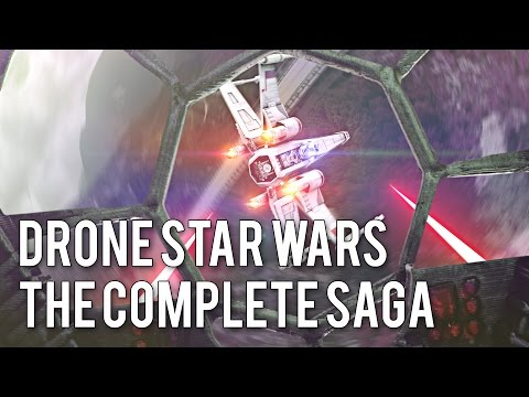 Re-Creating Star Wars with Drones! - UCSpFnDQr88xCZ80N-X7t0nQ