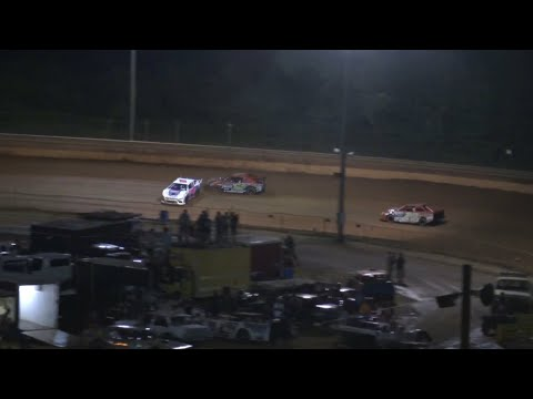 Young guns at Lavonia Speedway July 16th 2021 - dirt track racing video image