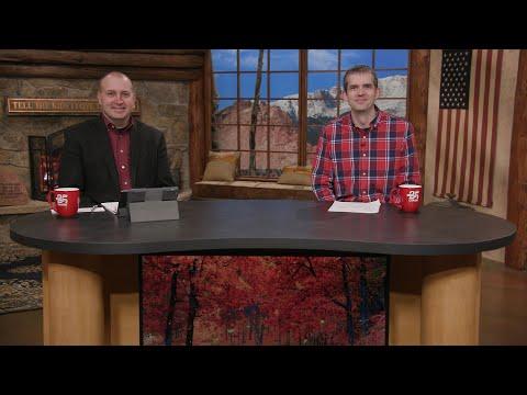 Charis Daily Live Bible Study: Daniel Bennett - November 20, 2020