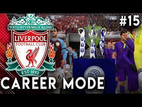 FIFA 19 Liverpool Career Mode EP15 - First Trophy?! Insane Cup Final!!