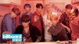 BTS Team Up With Zara Larsson On