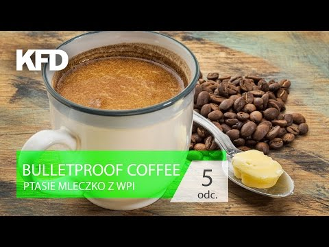 Kuchnia KFD #6 Bulletproof Coffee, ptasie mleczko z izolatu białka - KFD - UCCwsb6pCsJYFp53h9prxXtg