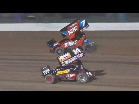 Highlights: ASCoC @ 34 Raceway 7.30.2021 - dirt track racing video image