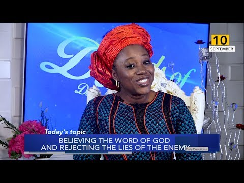 Dr Becky Paul-Enenche - SEEDS OF DESTINY  TUESDAY 10TH SEPTEMBER, 2019