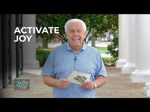 Faith the Facts:  Activate Joy