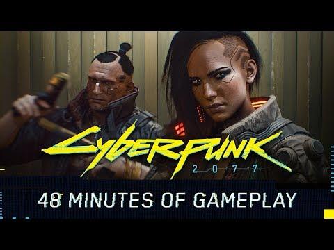 Cyberpunk 2077 Gameplay Reveal — 48-minute walkthrough - UC4zyoIAzmdsgpDZQfO1-lSA