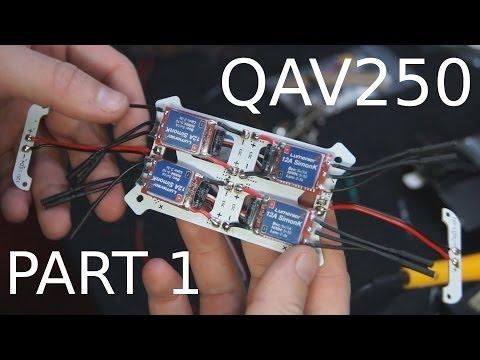 QAV250 build Part1- Frame ESC's- That HPI Guy - UCx-N0_88kHd-Ht_E5eRZ2YQ