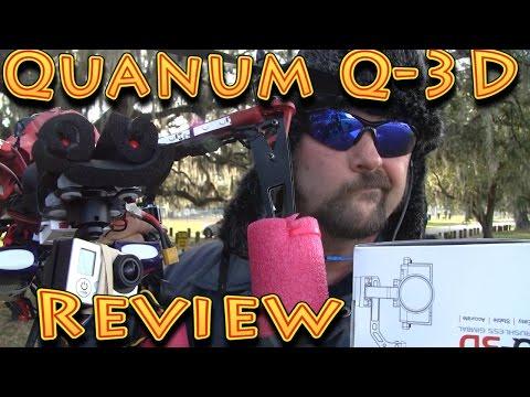 Quanum Q-3D 3 axis Gimbal Review - UC18kdQSMwpr81ZYR-QRNiDg