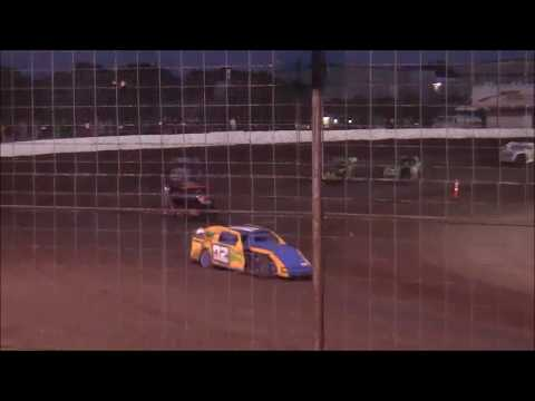 Frank Groves Heat @ WTR 5-19-17 - dirt track racing video image