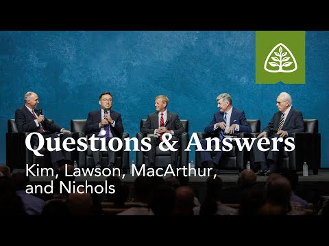 Questions & Answers with Kim, Lawson, MacArthur, and Nichols