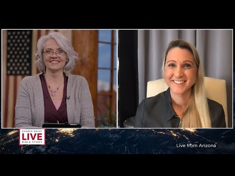 Charis Daily Live Bible Study: Deanne Gissel - May 10, 2021