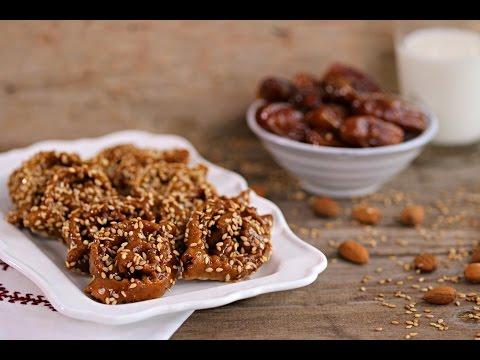 [ENG] Chebakia - Moroccan Sweet / الشباكية - حلوى مغربية - CookingWithAlia - Episode 494 - UCB8yzUOYzM30kGjwc97_Fvw