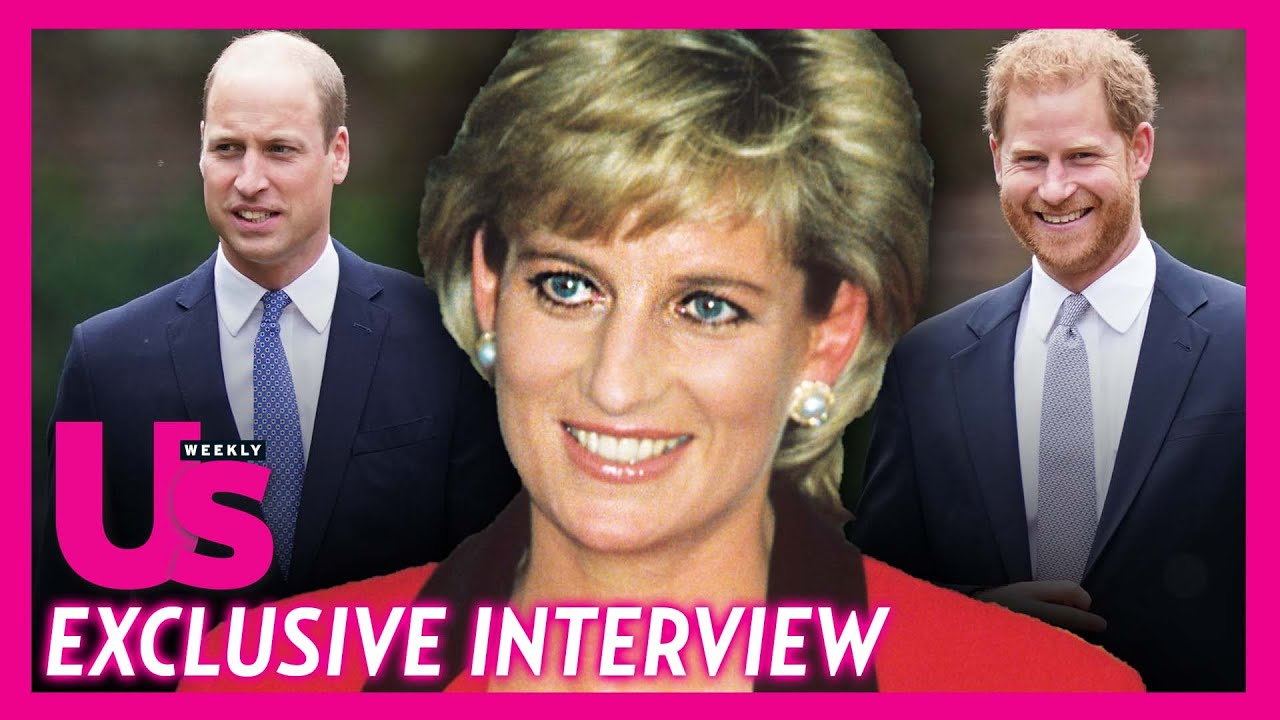 Prince William & Prince Harry Affect On Princess Diana's Life & Relationship With Prince Charles