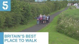 Ramble on: Falkirk named Britain's best walker-friendly neighbourhood   5 News