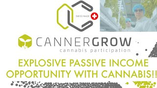🌲💸Cannerald / Cannergrow Presentation CEO Interview Cannergrow!! EXPLOSIVE OPPORTUNITY W/ CANNABIS