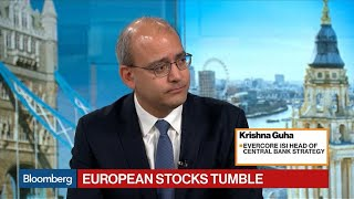 Market Signaling Europe Risks Going Way of Japan, Evercore's Guha Says