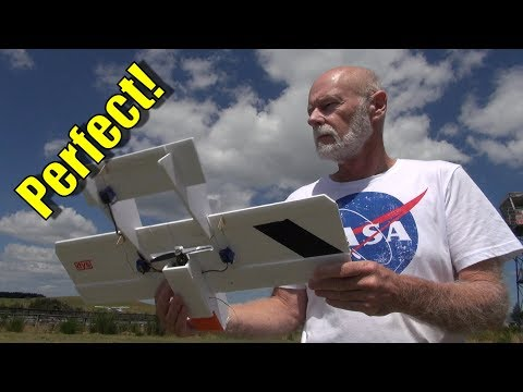 DIY RC Plane - it flys perfectly! - UCQ2sg7vS7JkxKwtZuFZzn-g