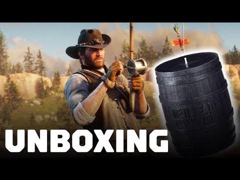 Red Dead Redemption 2 Swag Unboxing - UCKy1dAqELo0zrOtPkf0eTMw
