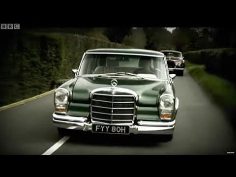 Classic Car Challenge: Grosser Mercedes Vs Rolls-Royce Corniche   Top Gear - UCjOl2AUblVmg2rA_cRgZkFg