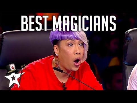 BEST MAGICIANS Around The World | Magician's Got Talent - UCXXnwJW6WTK2b3i3p6GLaPw