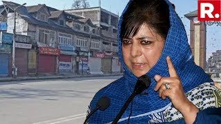 Mehbooba Mufti Raises Questions On Amarnath Yatra Security, Keeps Silent On Hurriyat Shutdown