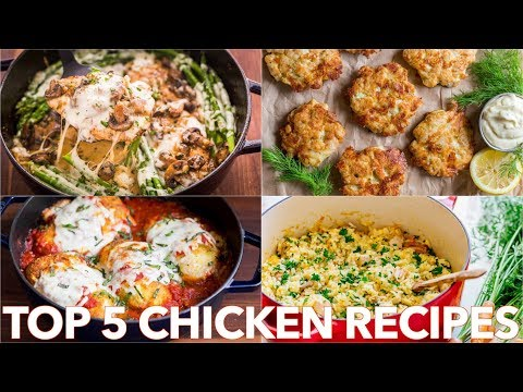 Top 5 Most Tasty Viral Chicken Recipes For Easy Lunch or Dinner - UC-pC1xsFPzcrL09DaW4jlBA