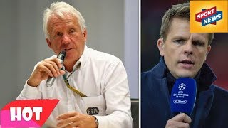 Charlie Whiting dead: Jake Humphrey tells moving story about first encounter with F1 chief