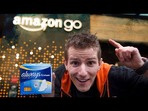 We Stole Tampons from the Cashier-less Amazon Go Store - UCXuqSBlHAE6Xw-yeJA0Tunw
