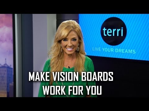 Make Vision Boards Work for You