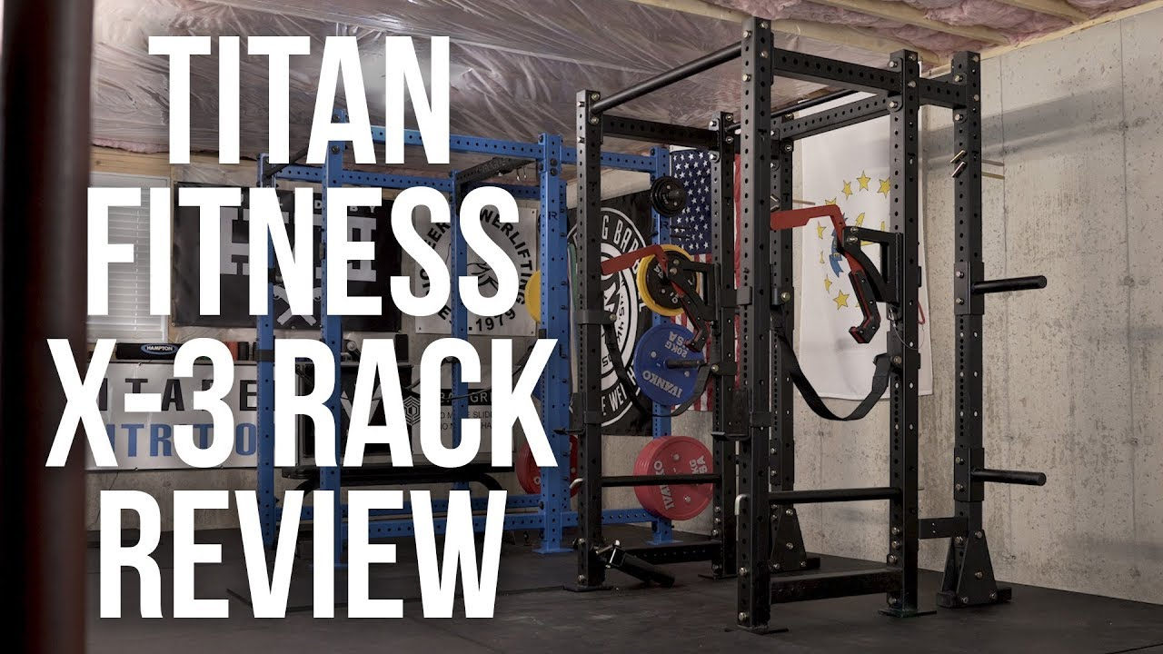 Titan fitness rack review audiomania lt
