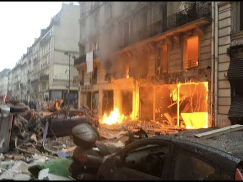Breaking Paris Explosion Another Death 4 With 47 Injured
