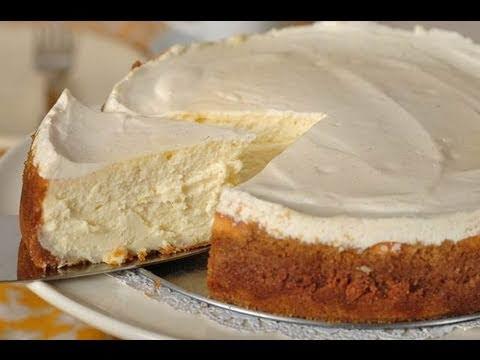 New York Cheesecake Recipe Demonstration - Joyofbaking.com - UCFjd060Z3nTHv0UyO8M43mQ