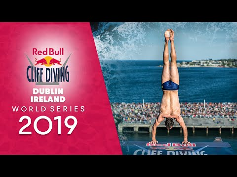 REPLAY Red Bull Cliff Diving World Series 2019 | Dublin, Ireland - UCblfuW_4rakIf2h6aqANefA
