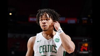 Carsen Edwards Catches Fire From 3PT vs. Grizzlies | NBA Summer League