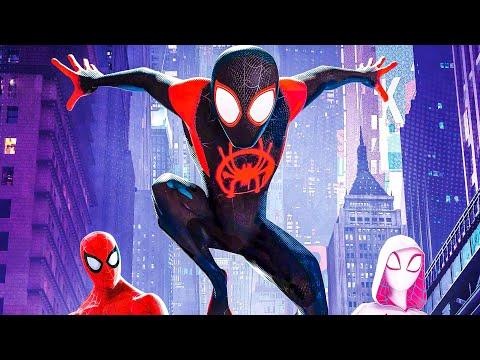 SPIDER-MAN: INTO THE SPIDER-VERSE All Movie Clips + Trailer (2018) - UCA0MDADBWmCFro3SXR5mlSg