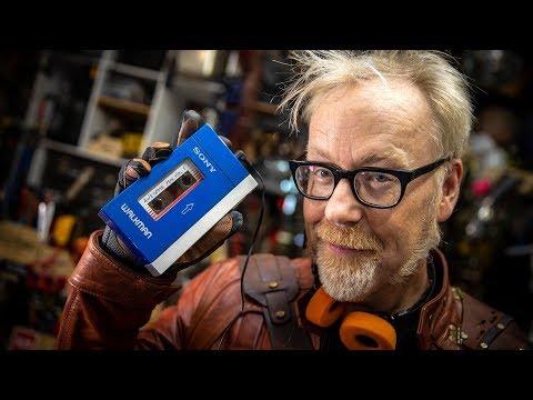 Adam Savage's One Day Builds: Star-Lord's Walkman! - UCiDJtJKMICpb9B1qf7qjEOA