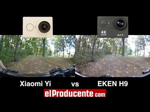 Xiaomi Yi vs EKEN H9 4K Action Camera - (1080p 60fps) - UC_IkEGFiWlyQQYJsKHDN4PA
