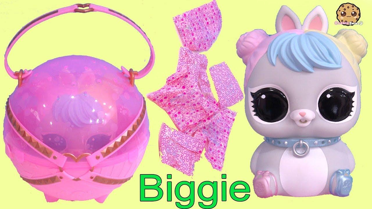 Big Mom Baby Lol Surprise Biggie Pets Eye Spy Blind