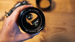 Fujifilm XF 50 mm f/1,0 R WR černý