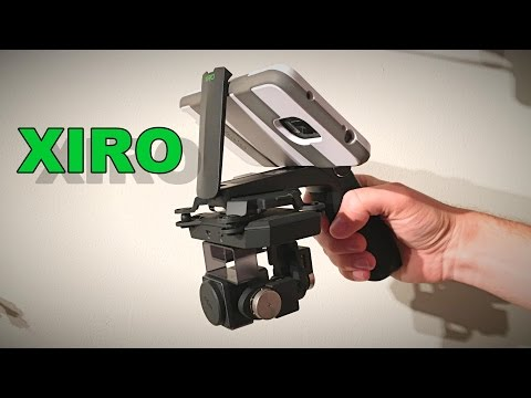 Xiro Handheld Gimbal Xplorer V Hands On Review - TheRcSaylors - UCYWhRC3xtD_acDIZdr53huA