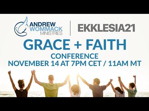 Grace + Faith France 2020