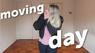 MOVING DAY!! Saying goodbye + flying across the world to Geneva **flight drama**