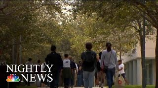 Wealthy Parents Giving Up Guardianship Of Kids To Qualify For Financial Aid | NBC Nightly News
