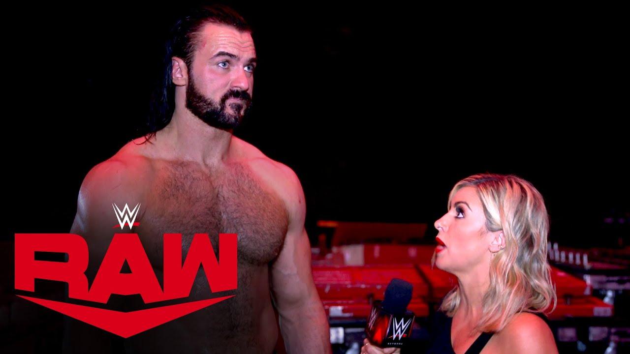 McIntyre is prepared to work twice as hard as Lashley: WWE Network Exclusive, Mar. 22, 2021
