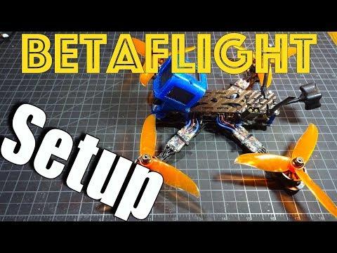 Betaflight 3.2.3 Setup Tutorial - UC2c9N7iDxa-4D-b9T7avd7g