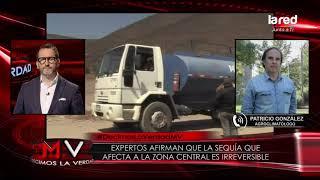 Sequía que afecta a la zona central del país podría ser irreversible