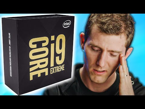 Intel's behavior is PATHETIC – Core i9 10980XE Review - UCXuqSBlHAE6Xw-yeJA0Tunw